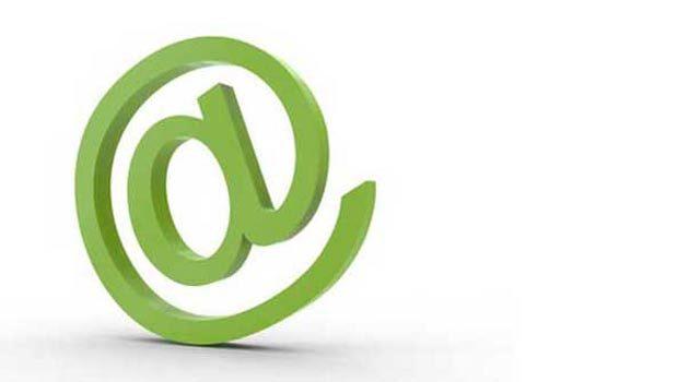 Kontakt per E-Mail